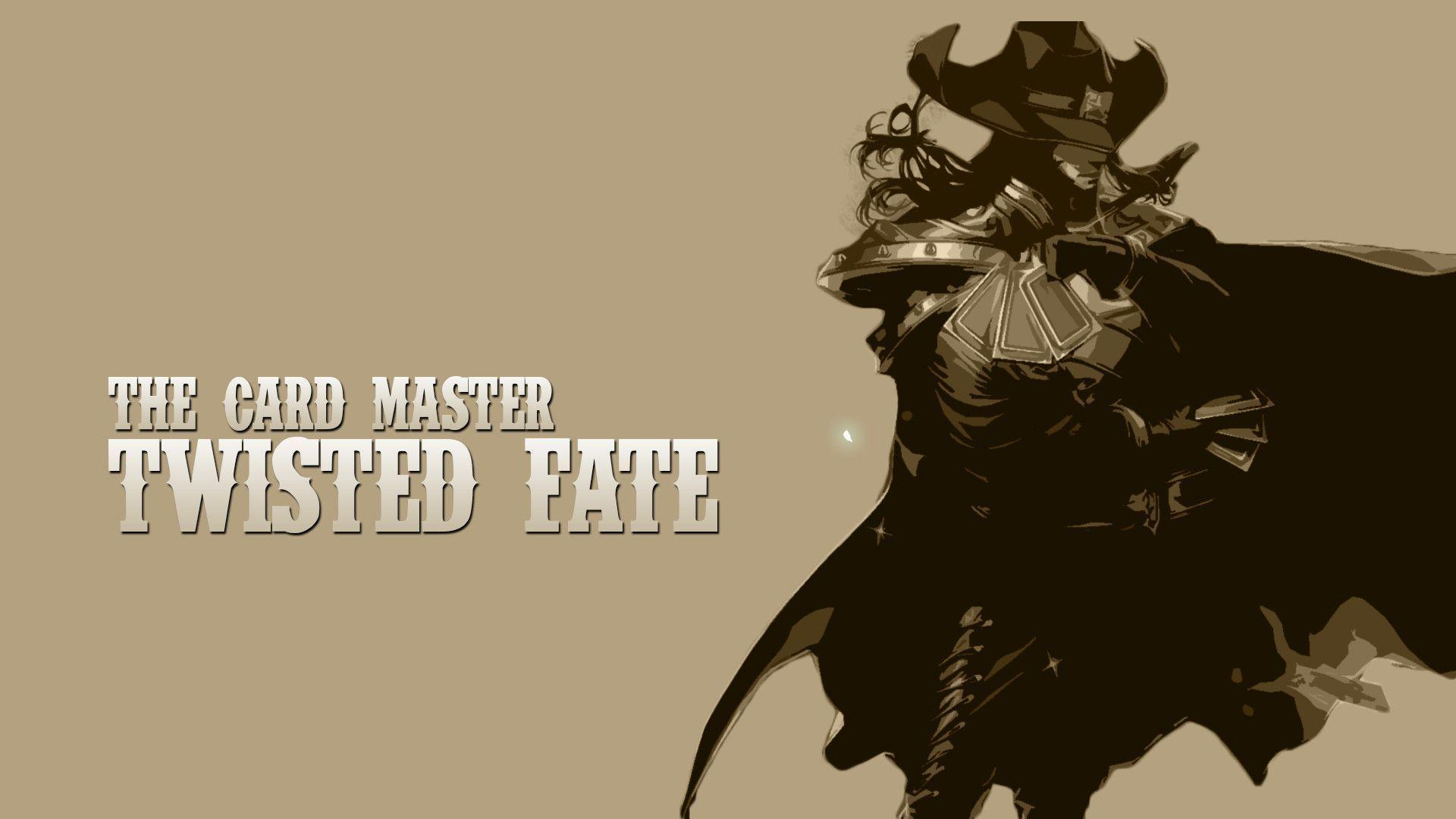 Twisted Fate Wallpapers Wallpaper Cave