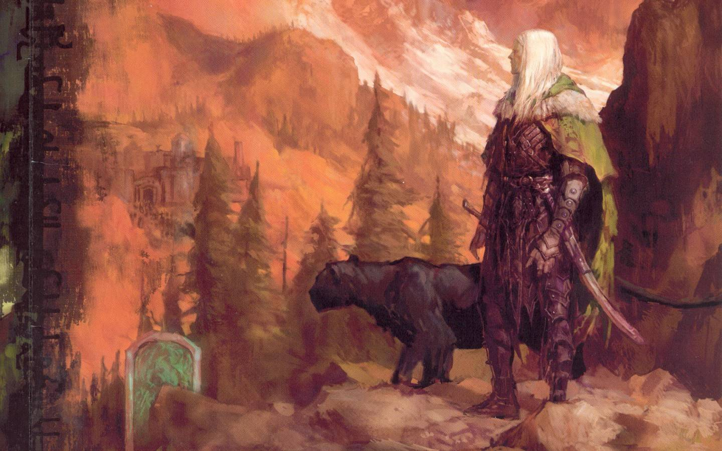 Drizzt Wallpapers