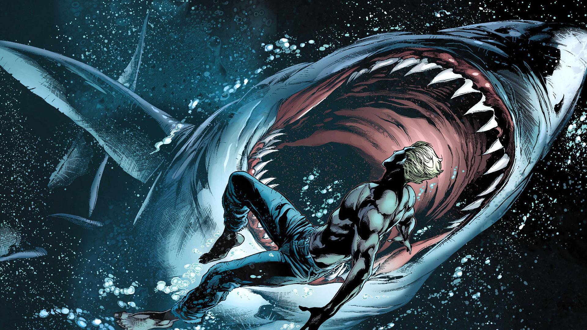 Aquaman Wallpapers - Wallpaper Cave