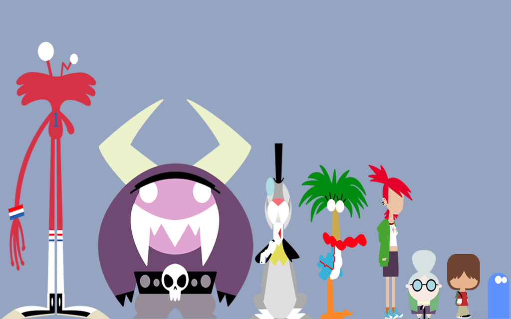 Foster home for imaginary friends porn videos