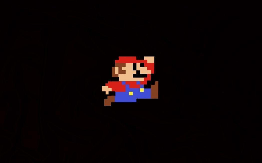 8 Bit Mario Wallpaper | coolstyle