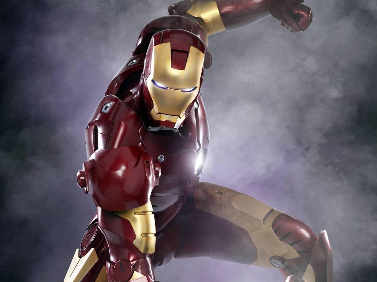 Iron Man Wallpaper 34447: Iron Man HD Wallpapers