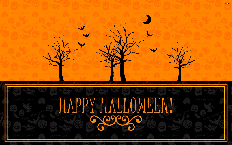 Happy Halloween Desktop Wallpapers - Wallpaper Cave