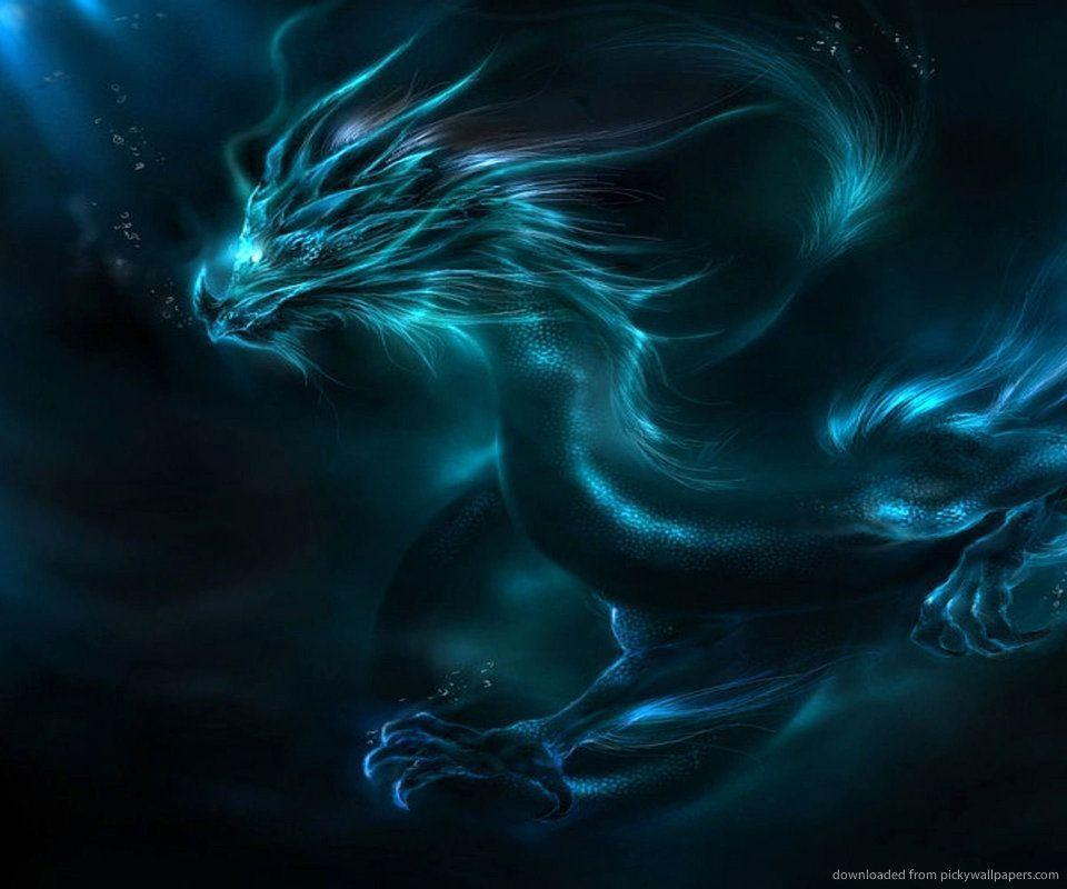 Download Blue Dragon Wallpapers For Samsung Epic