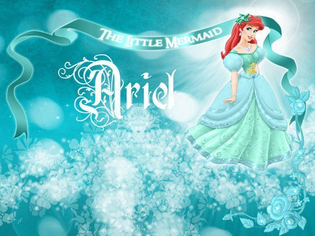 Wallpapers Princess Ariel Wallpaper