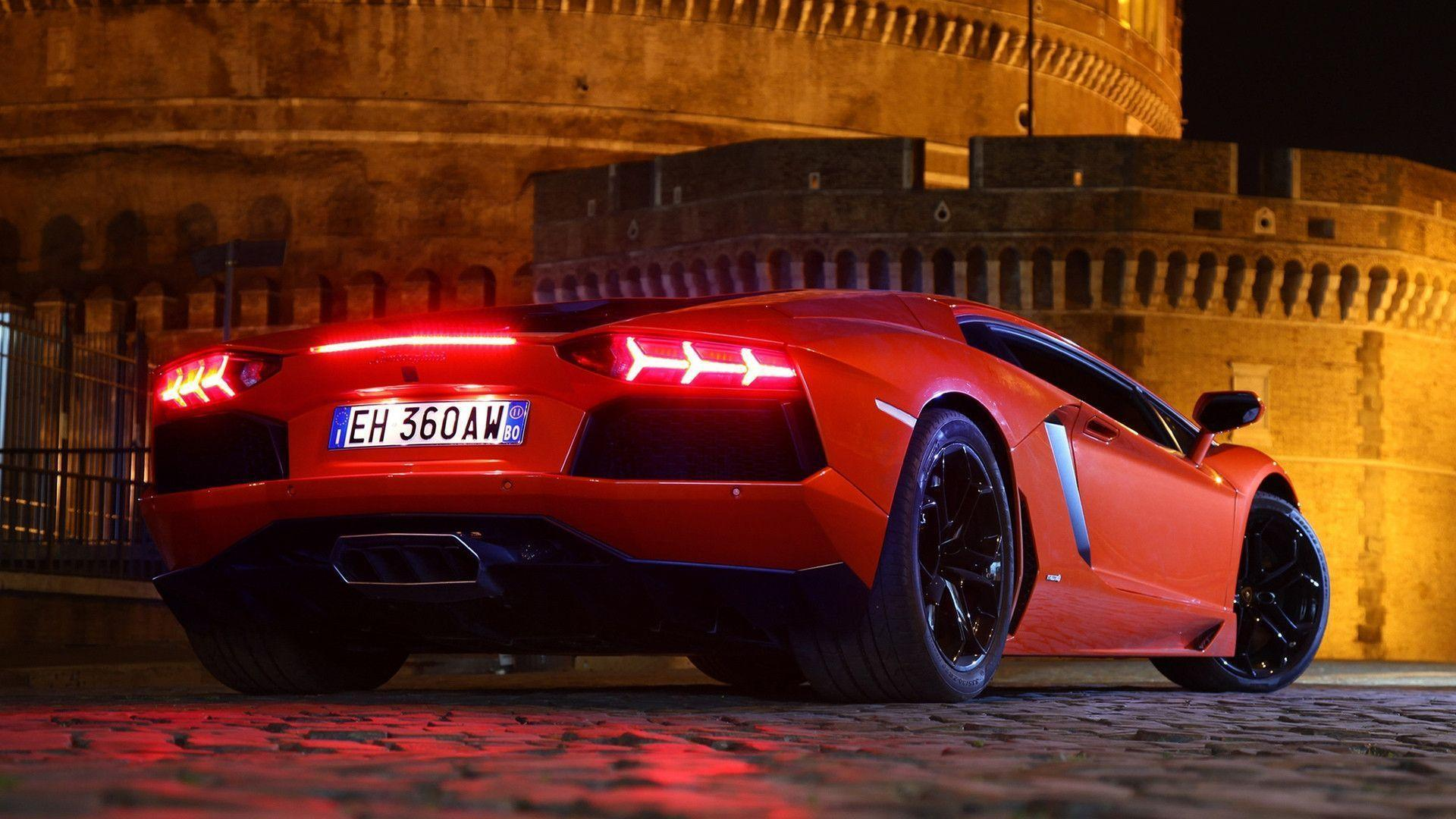 Wallpapers For > Lamborghini Hd Wallpapers For Desktop