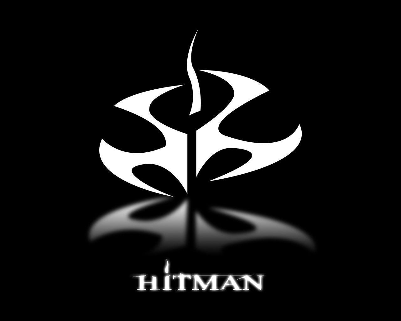 hitman logo wallpapers wallpaper cave
