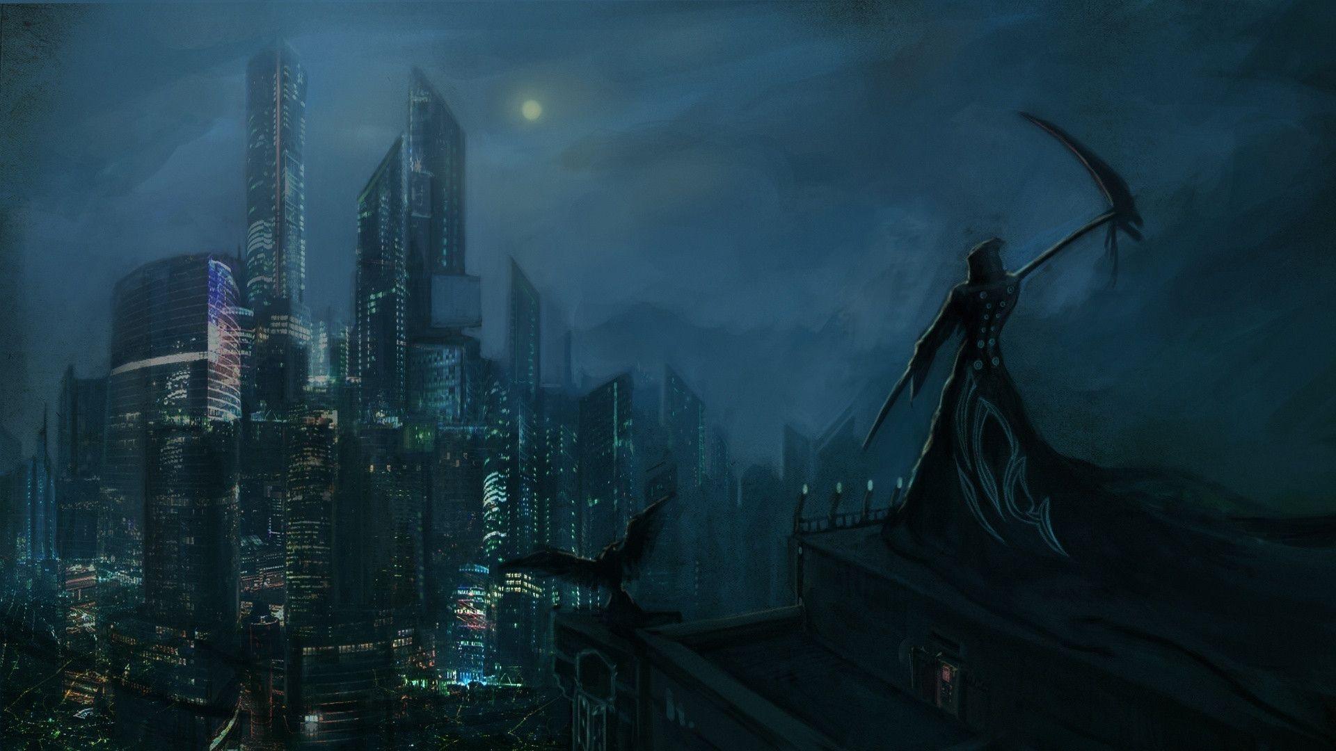 Grim Reaper Wallpapers HD Desktop and Mobile