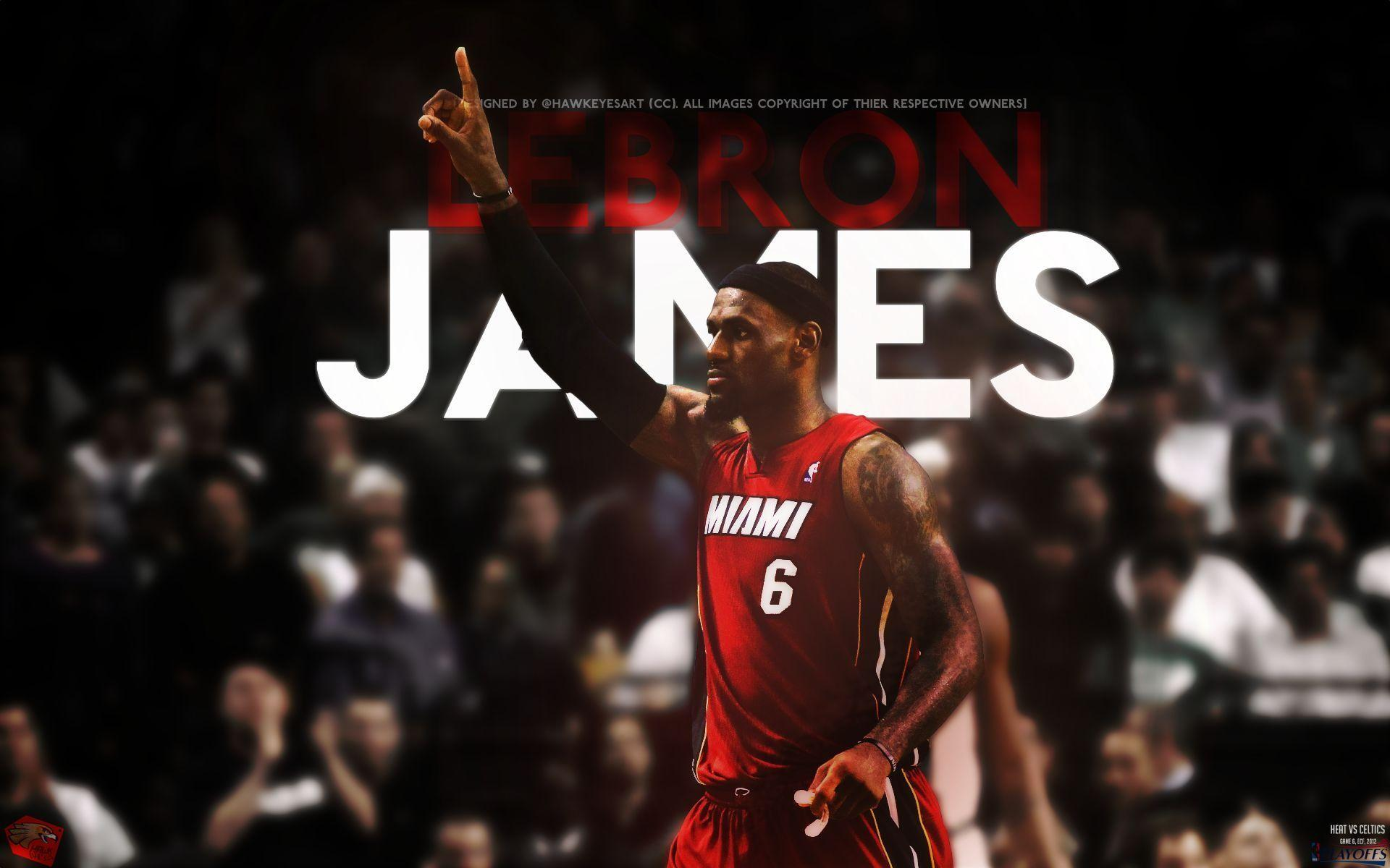 LeBron James desktop wallppaers for your Tablet or PC, Mac