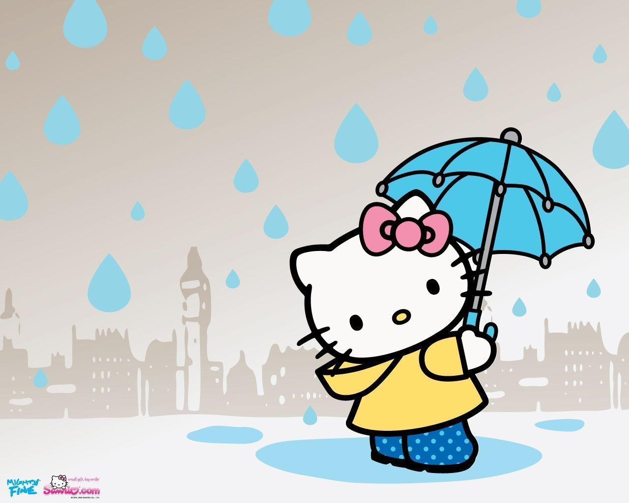 Hello Kitty Desktop Backgrounds Wallpapers - Wallpaper Cave - photo#30