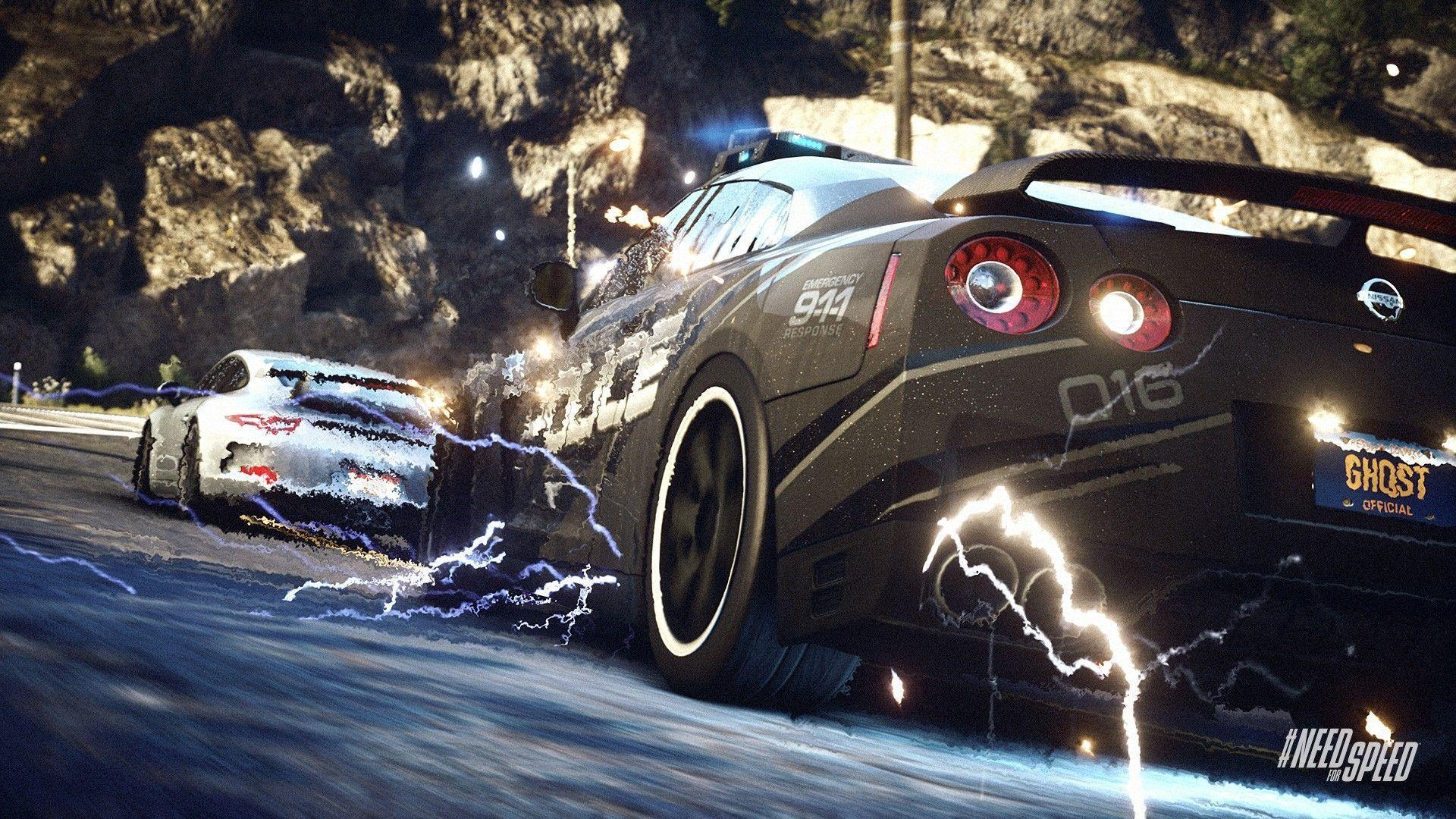Wallpapers For > Need For Speed Rivals Wallpaper 1920x1080