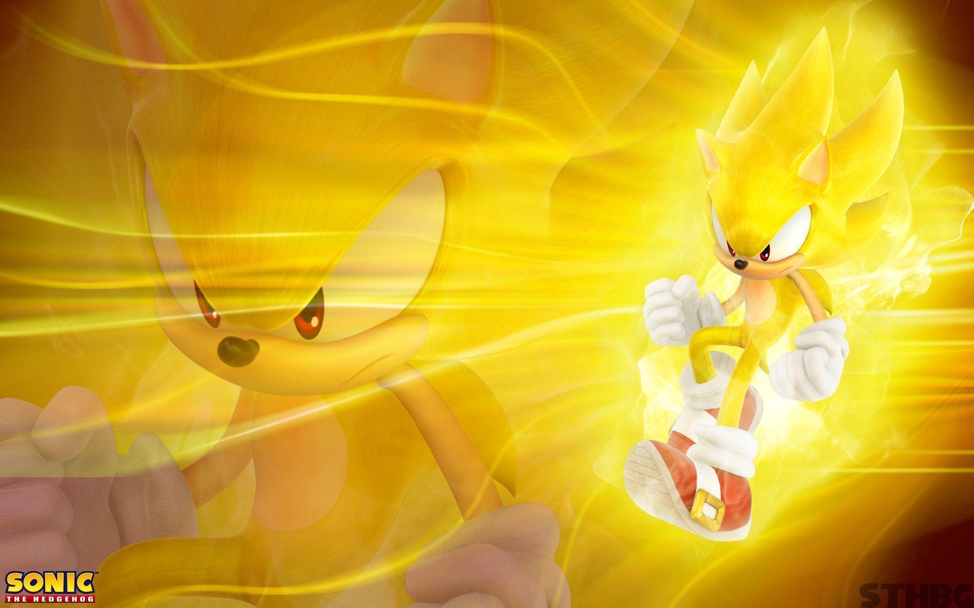 Super Sonic Backgrounds Wallpaper Cave
