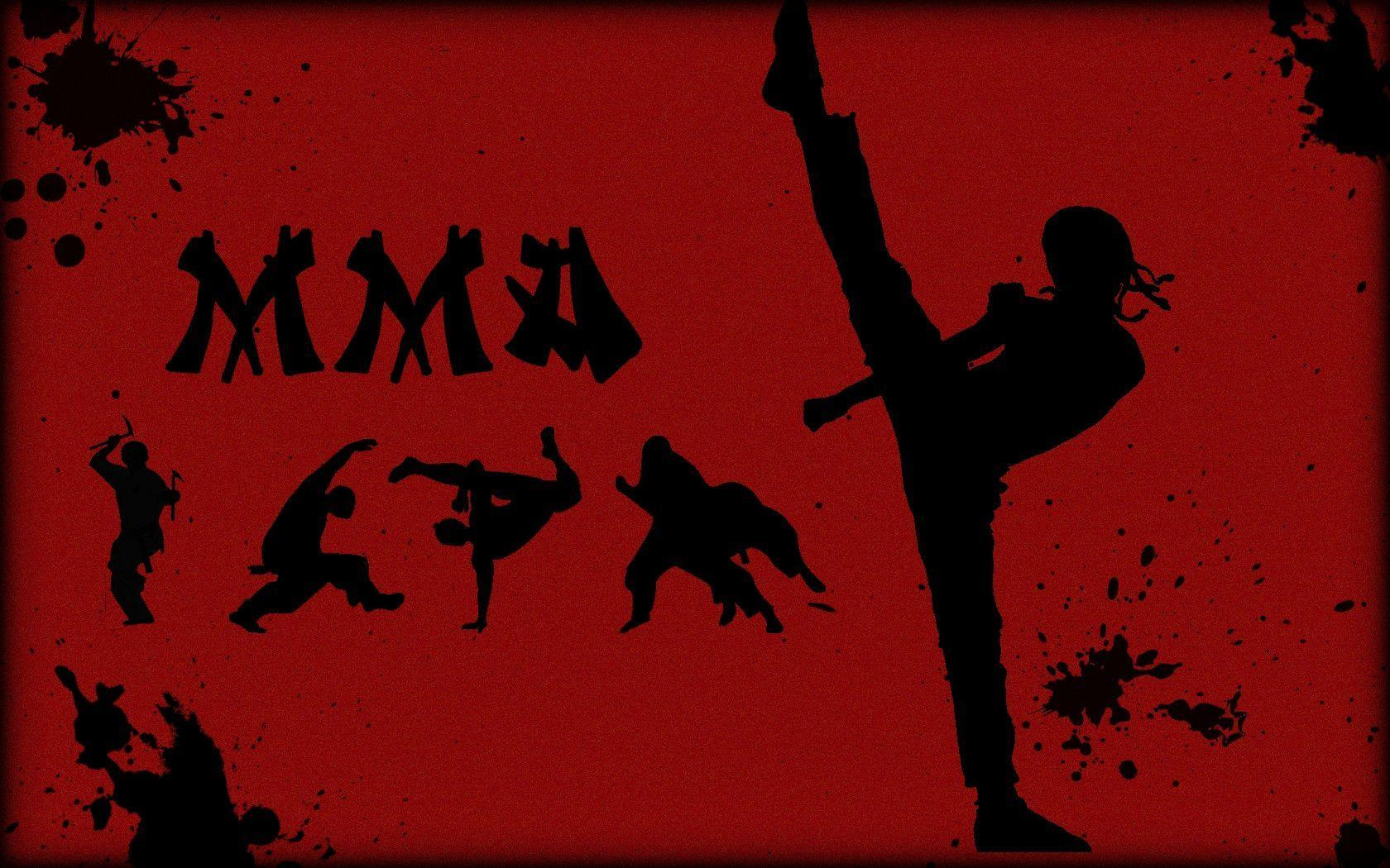 mixed martial arts wallpapers wallpaper cave