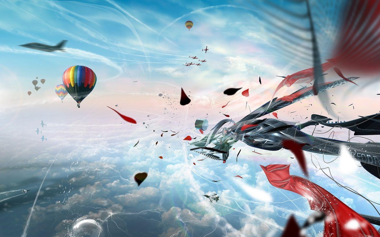 Airplane Desktop Wallpapers - Wallpaper Cave