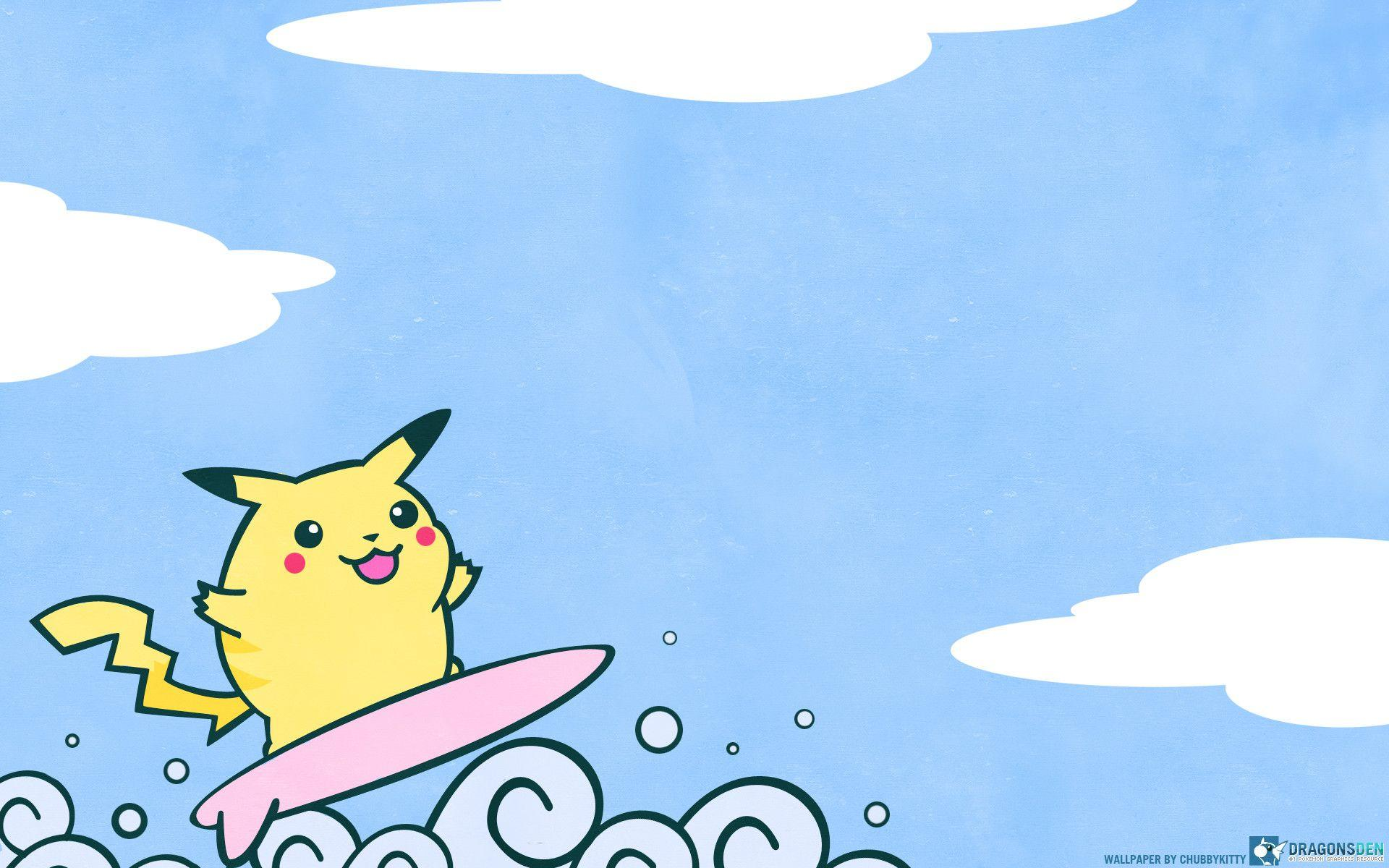Cute Pokemon Wallpapers Wallpaper Cave