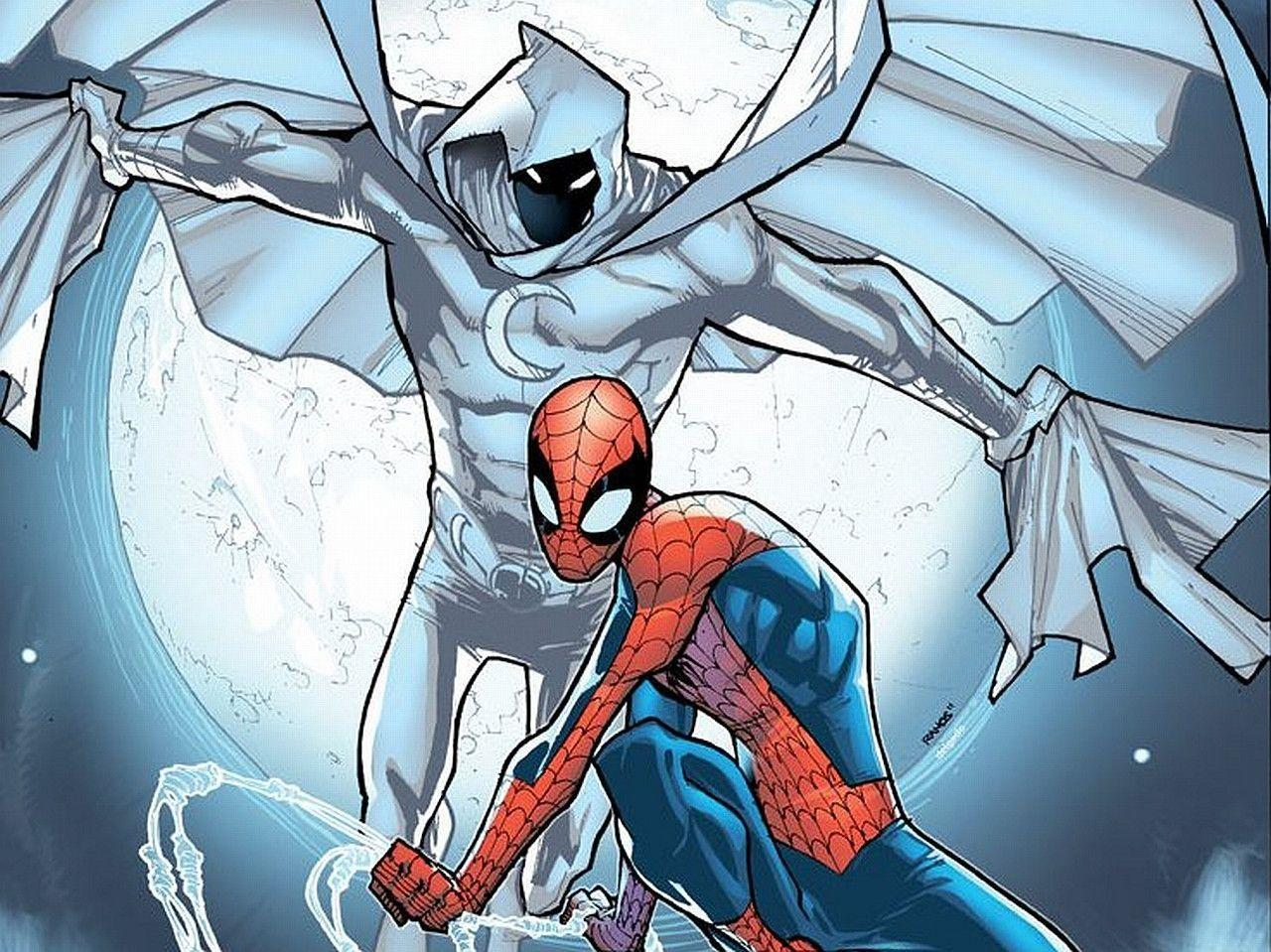 Moon Knight Computer Wallpapers, Desktop Backgrounds 1280x959 Id ...