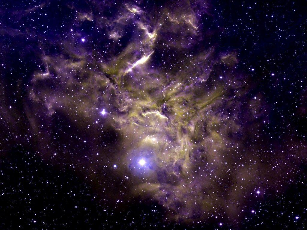 Moving Galaxy Backgrounds