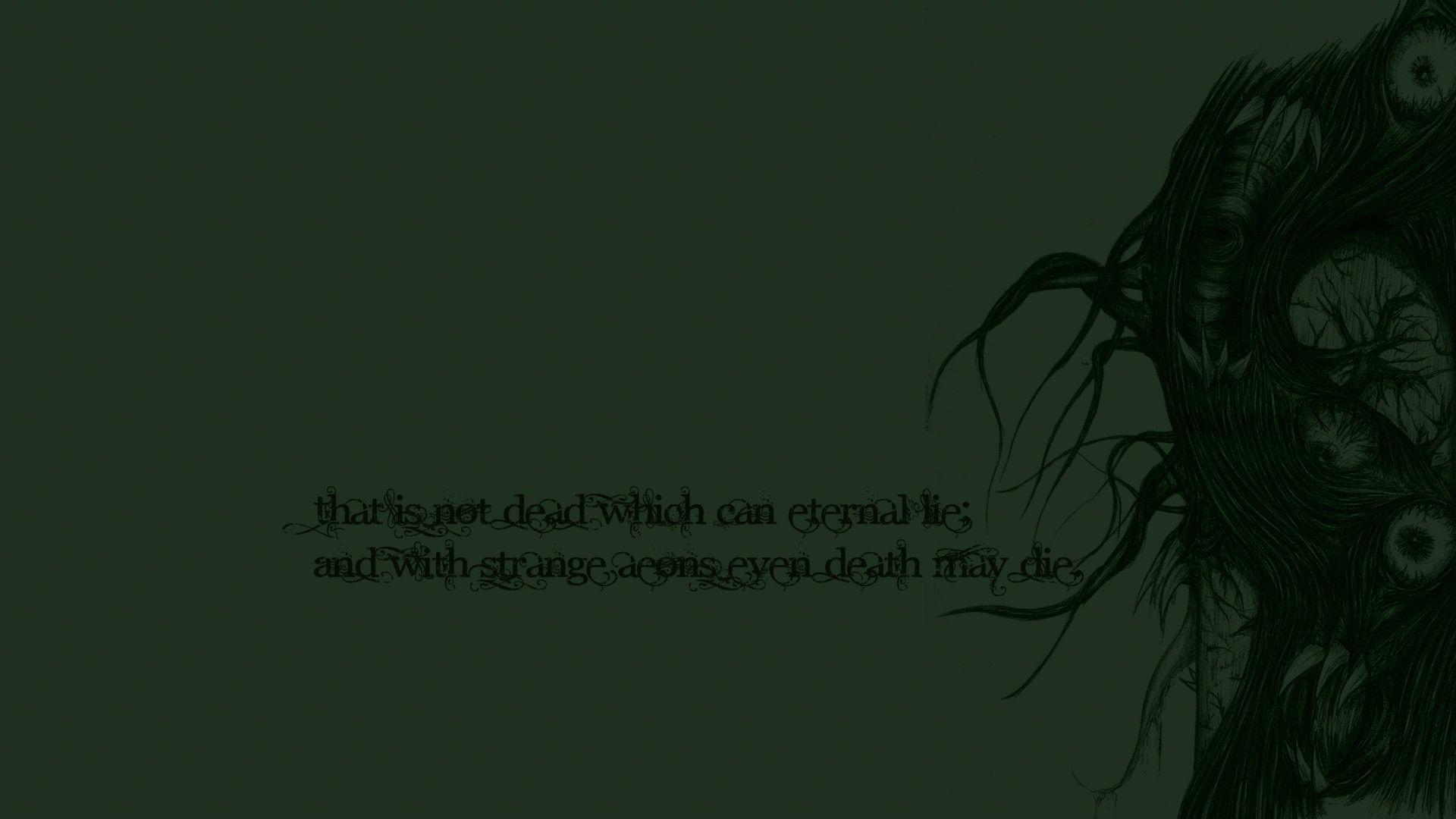 Hp Wallpapers Hd: The Image Of Cthulhu Hp Lovecraft Fresh Hd