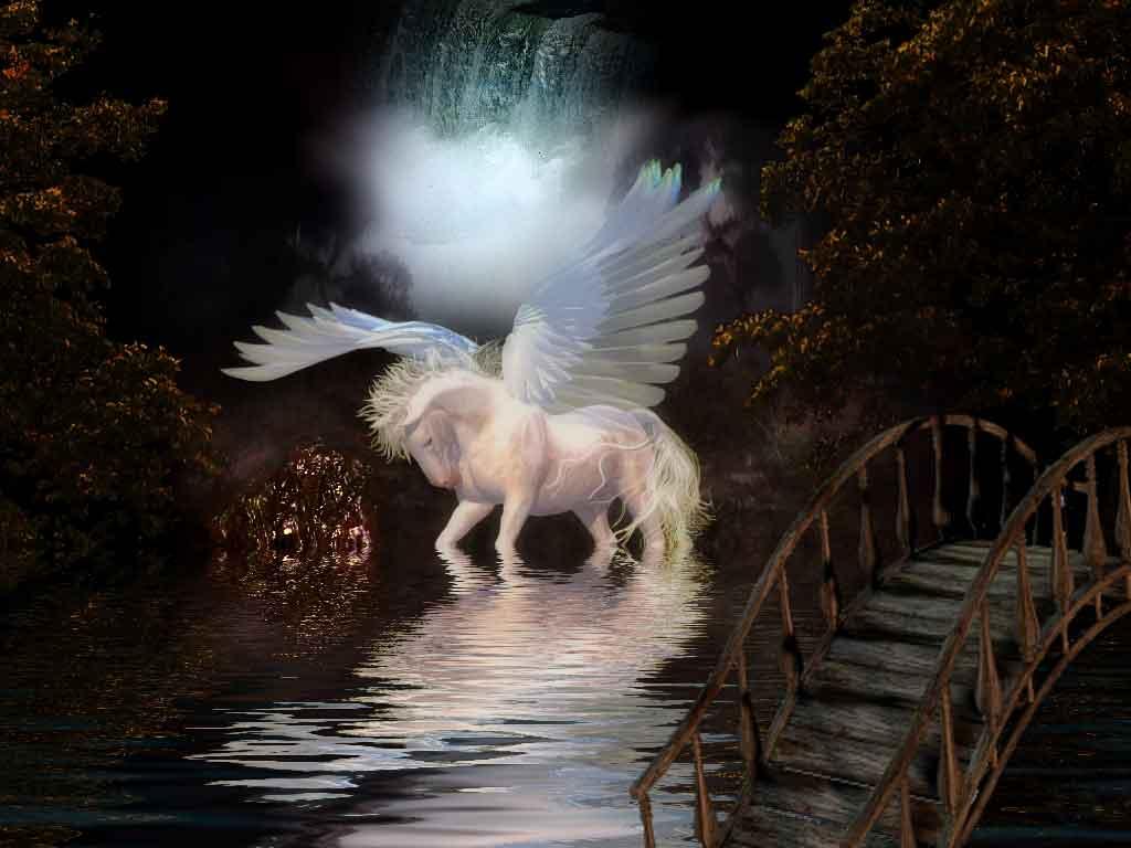 Pegasus Wallpapers - Wallpaper Cave
