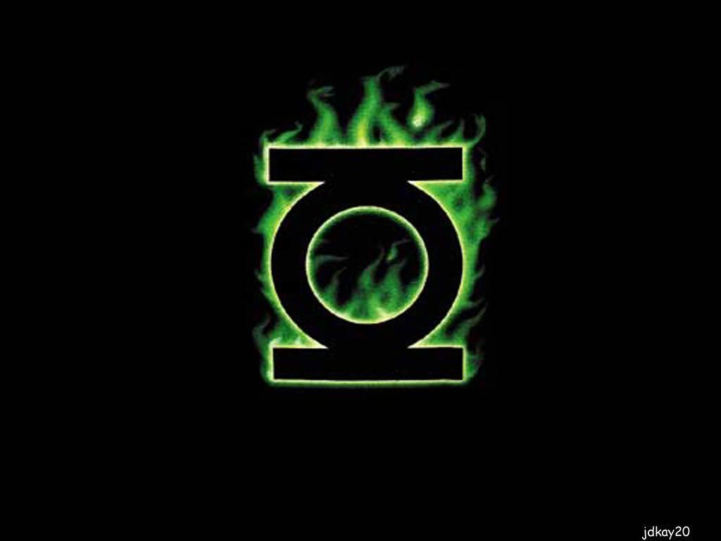 Green Lantern Logo Wallpapers Wallpaper Cave