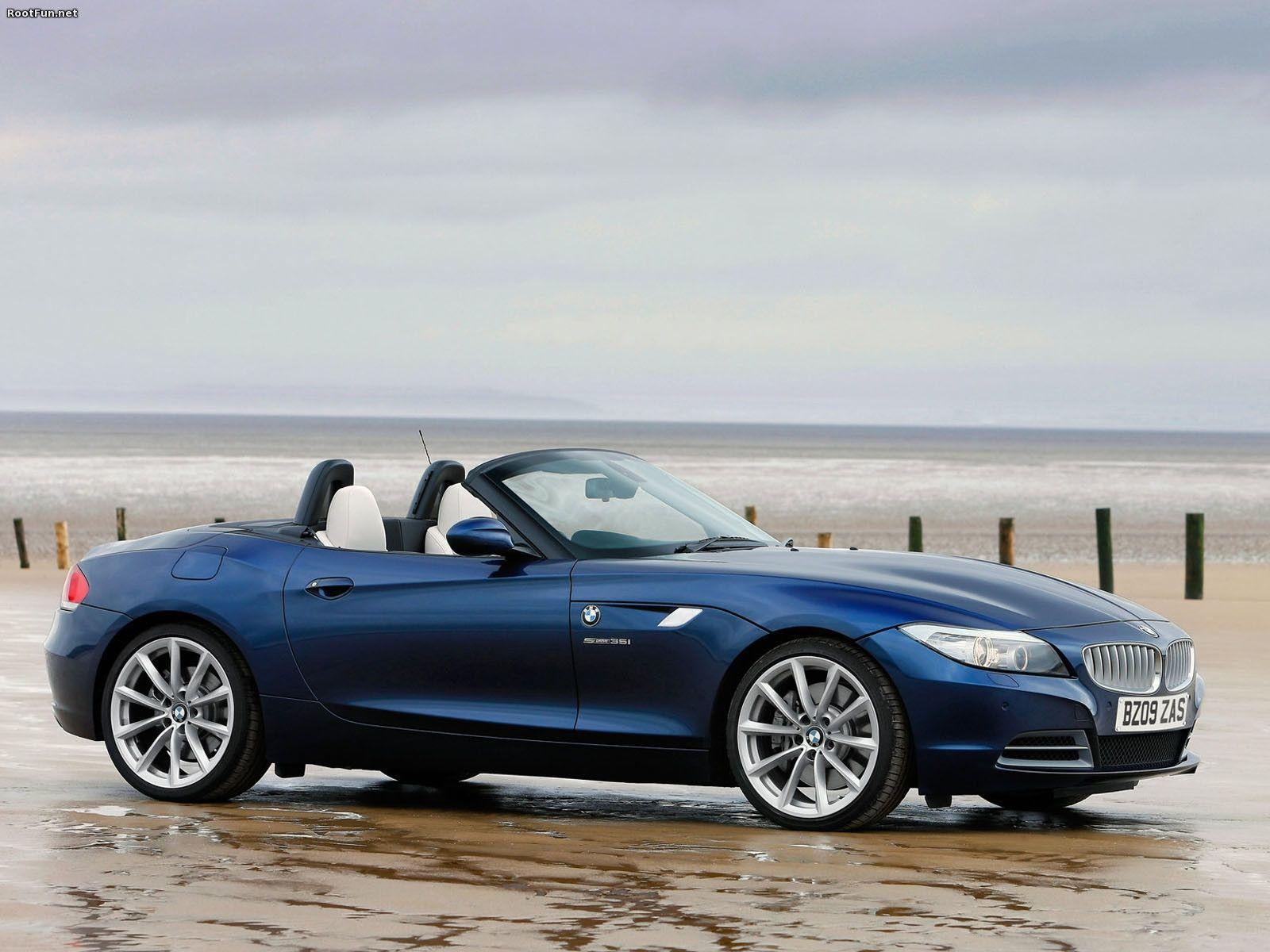 BMW Z4 UK Version 2010 Images