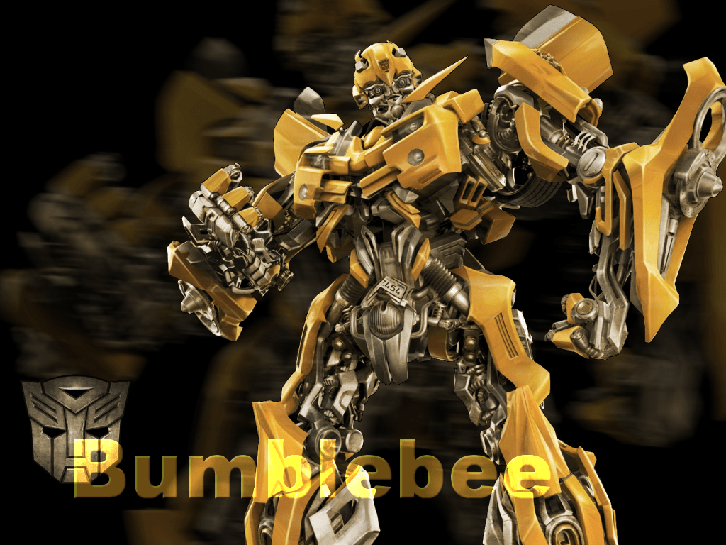 Wallpapers For > Transformer 2 Wallpaper Bumblebee