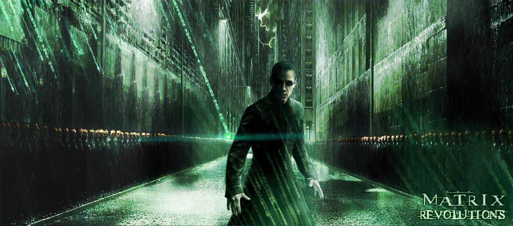 Matrix 3d Cube 3 Fondo De Pantalla Animado Hd Para: The Matrix Revolutions Wallpapers