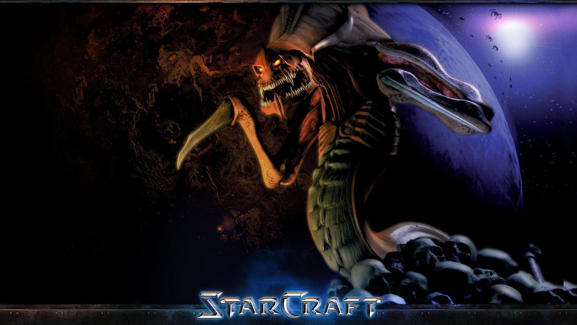zerg starcraft wallpaper 2560x1440 - photo #23