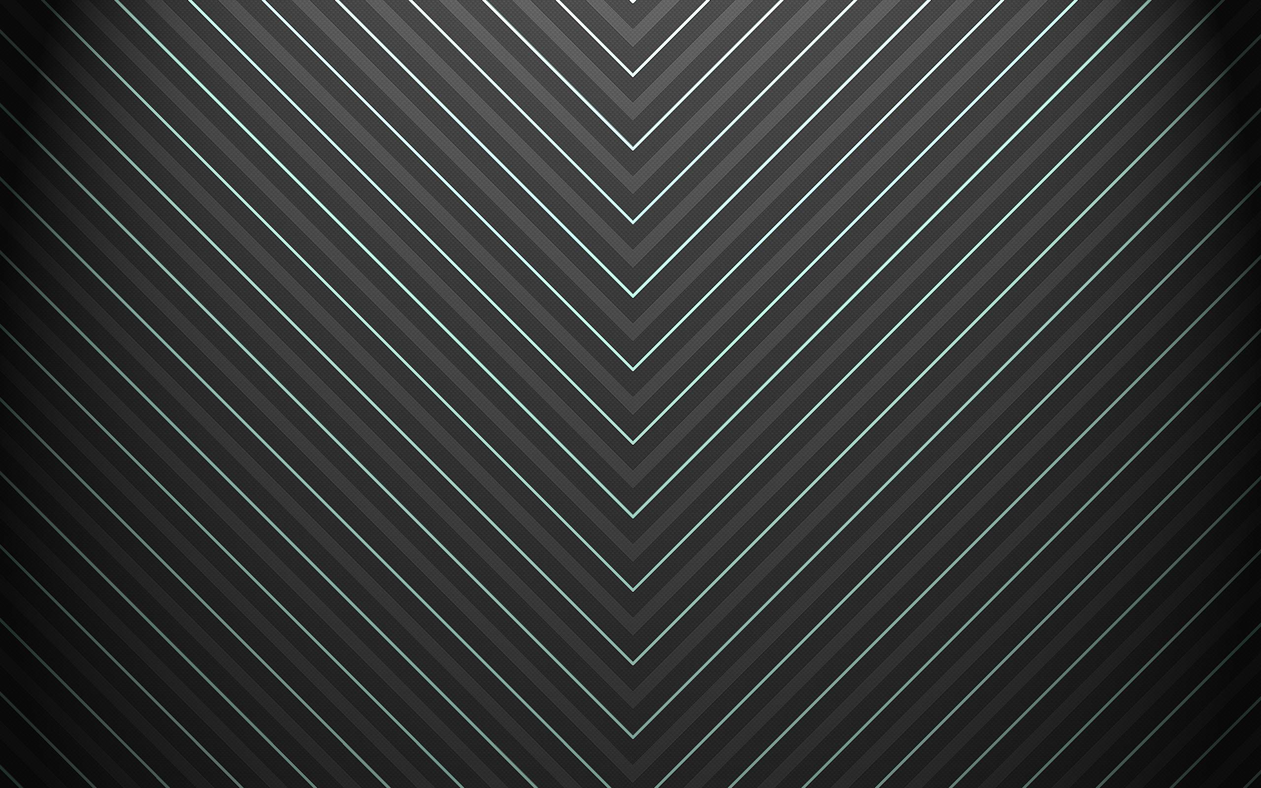 Plain backgrounds Arrow Line in black and gray backgrounds