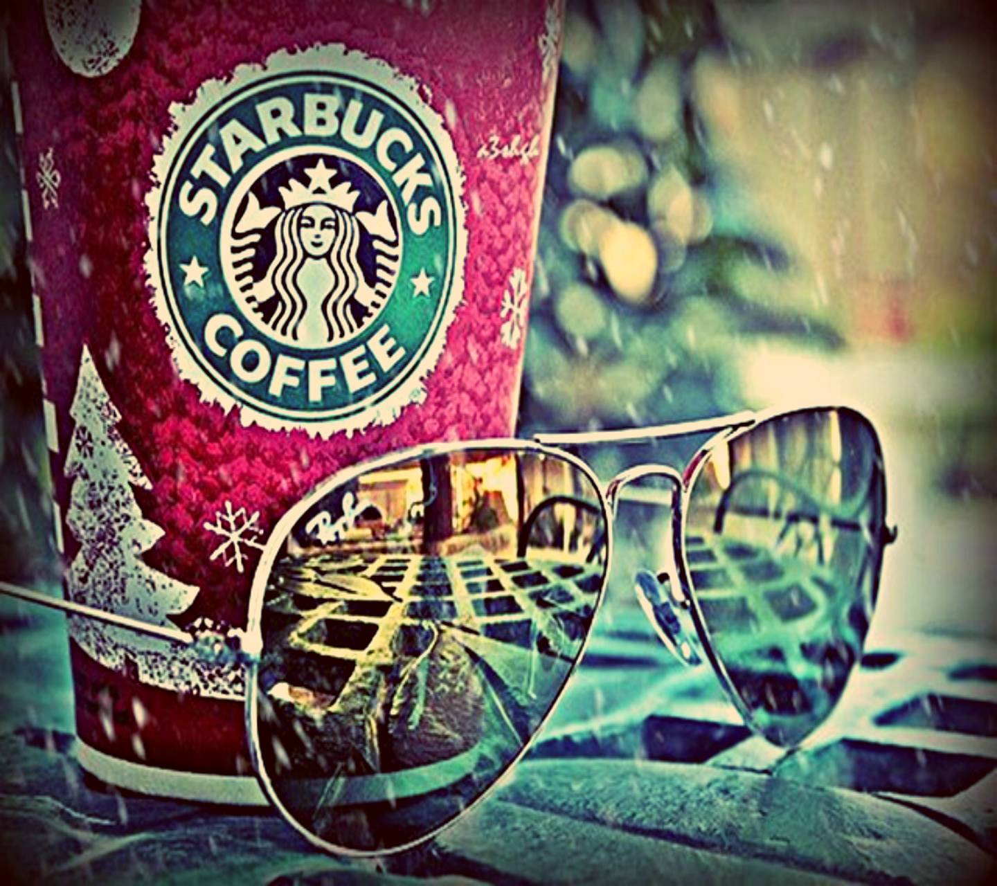 Bien connu Starbucks Wallpapers - Wallpaper Cave AN45
