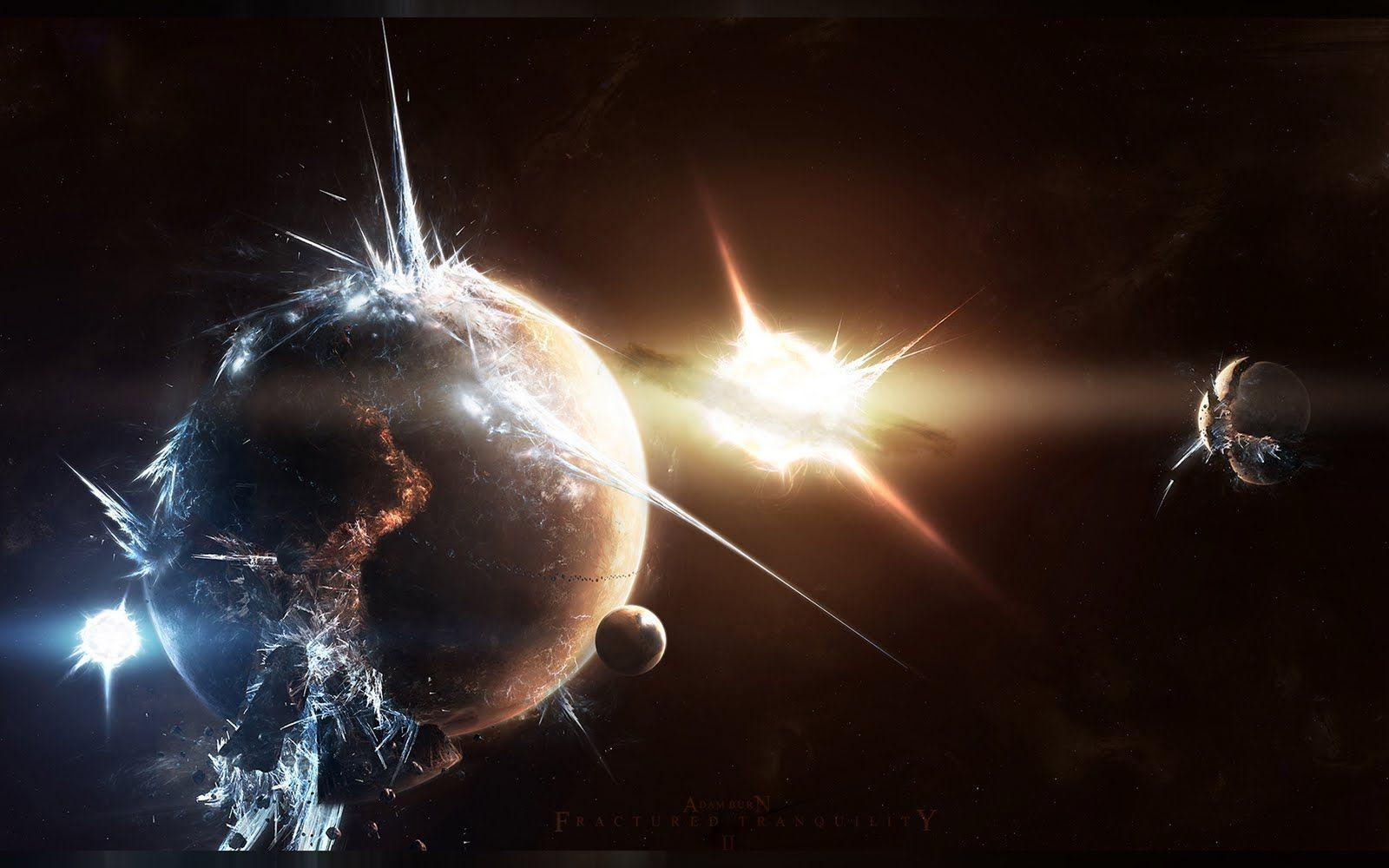 Hd Abstract Space Wallpapers 1080p