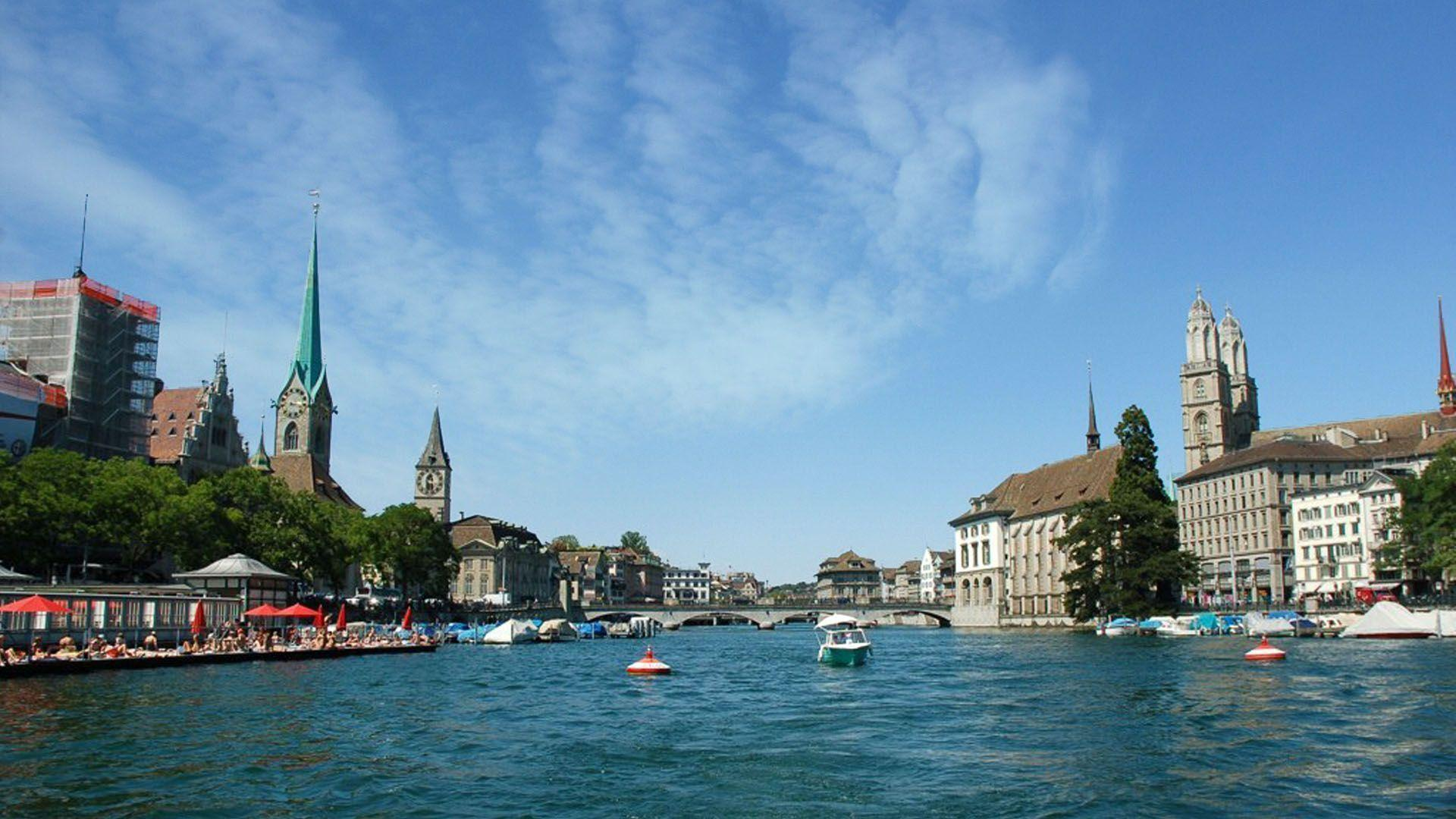 Zurich Switzerland wallpaper - 758191