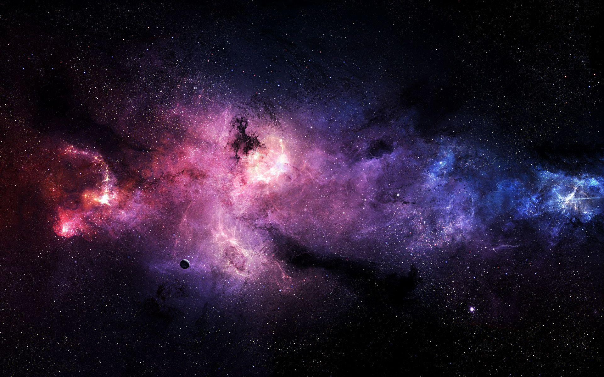 Most Downloaded Purple Galaxy Wallpapers
