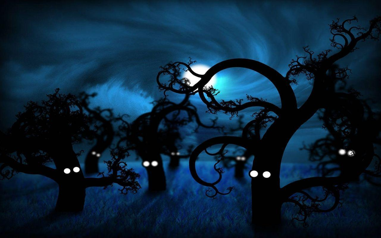 Dark Forest Wallpapers - Wallpaper Cave - photo#26