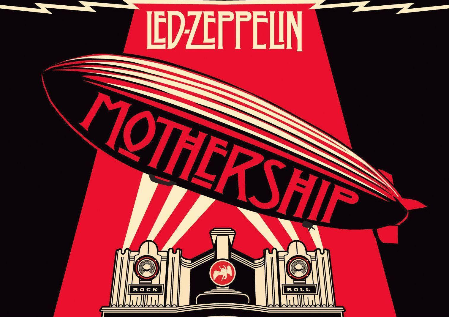 Led Zeppelin Backgrounds