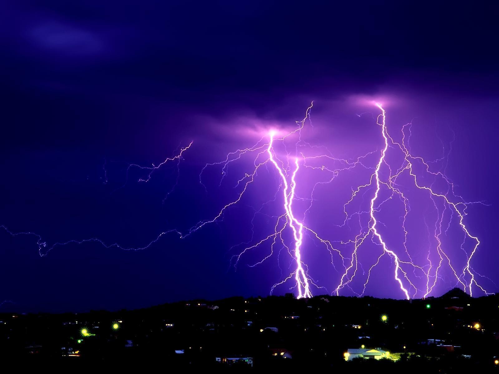Lightning Storm Wallpapers Wallpaper
