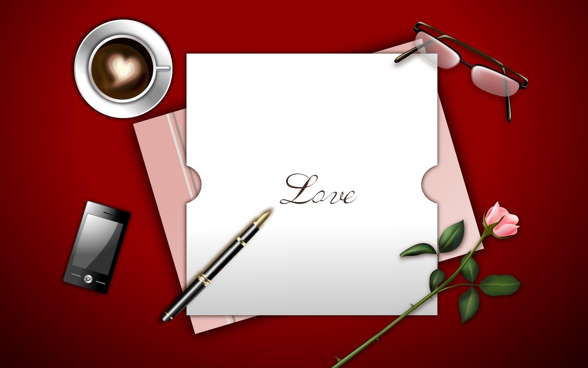 Love Wallpaper Of Alphabet A : Love Letter Wallpapers - Wallpaper cave