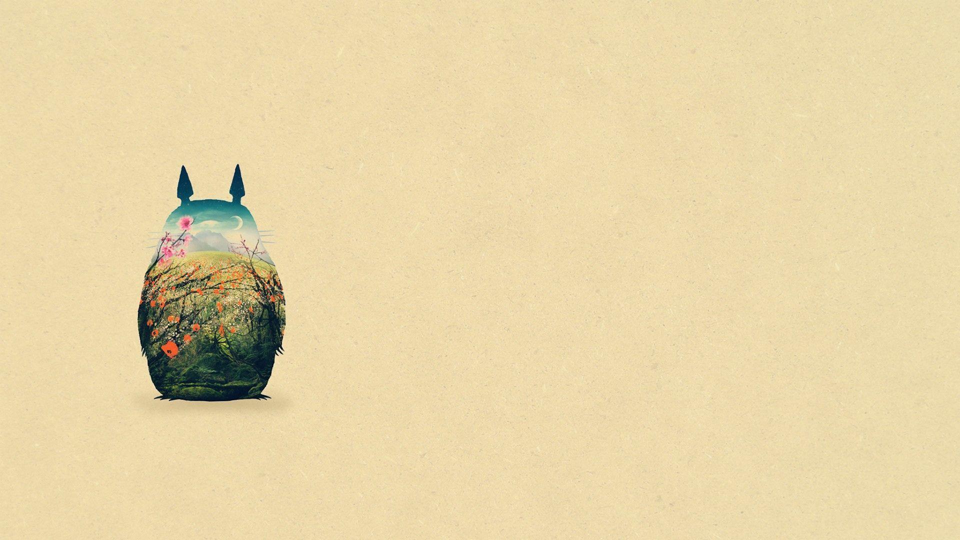 Totoro Wallpapers Hd Wallpaper Cave