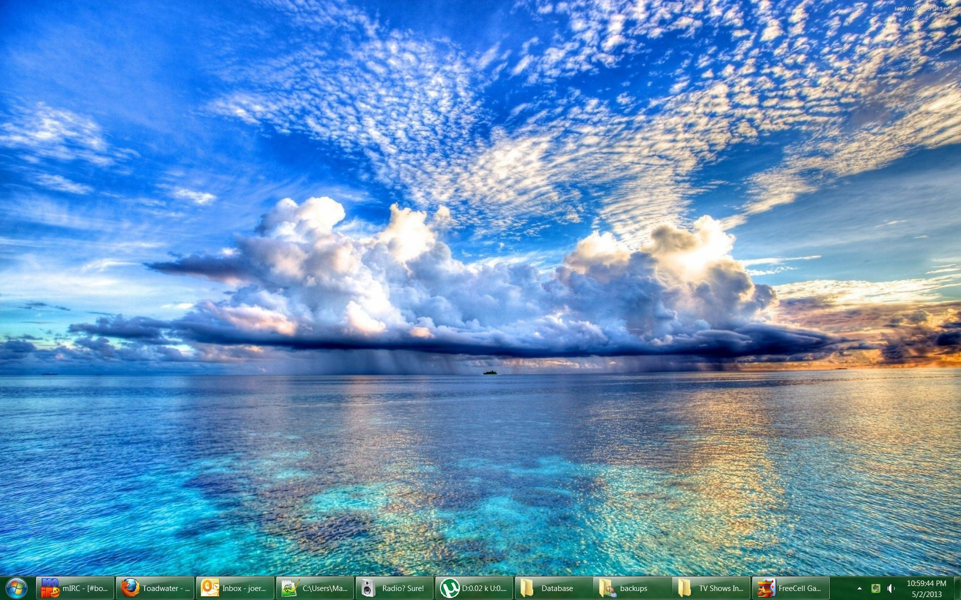 relaxing pc background - photo #10