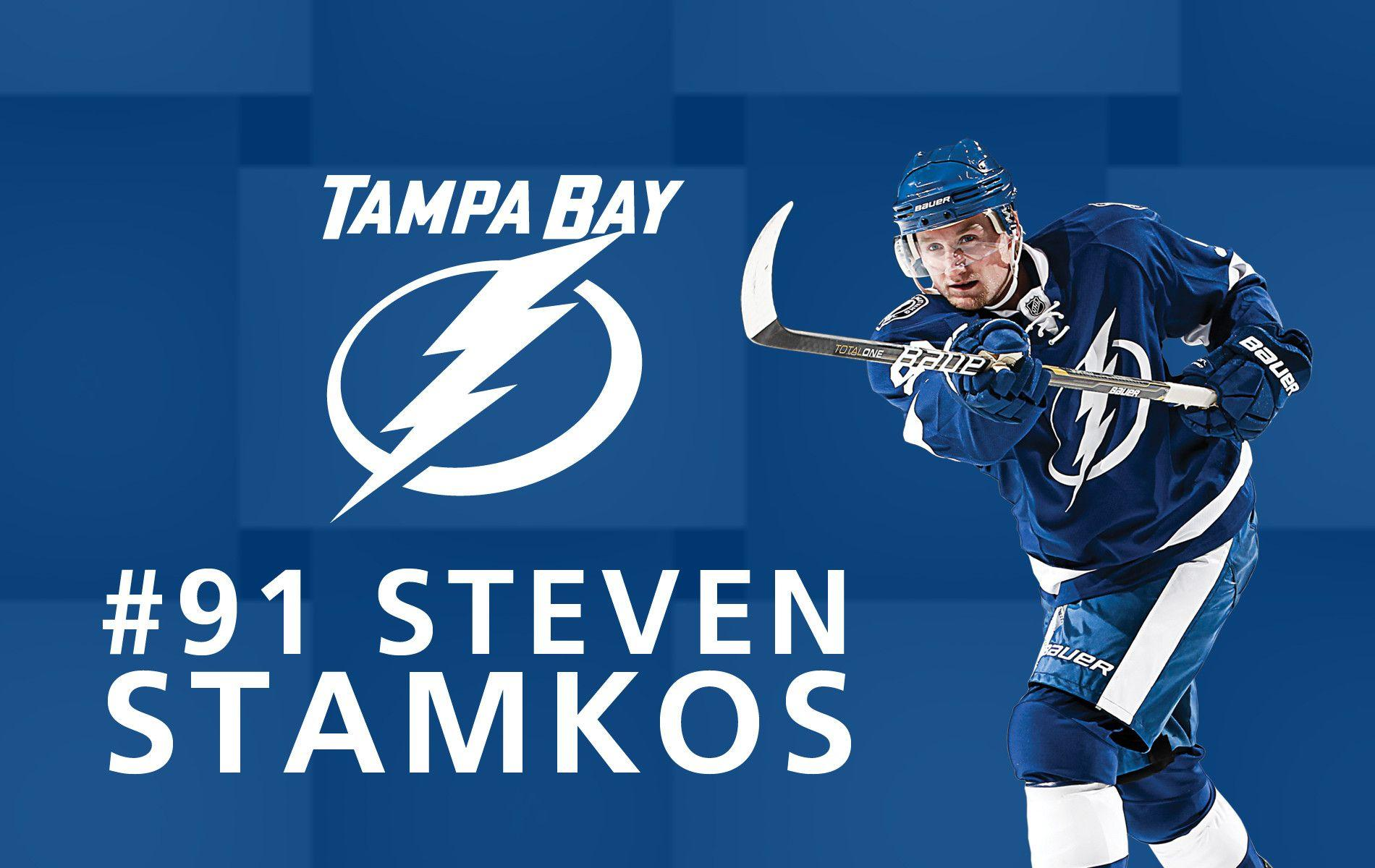 Steven Stamkos Wallpaper - Tampa Bay Lightning Photo (30398496 ...