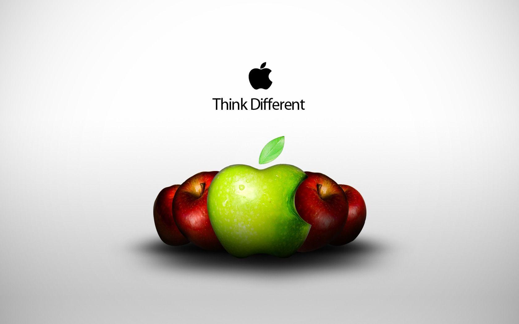 Think Different Apple Wallpapers Wallpaper