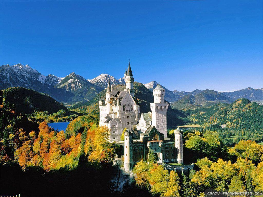 Neuschwanstein Castle HD Wallpapers - HD Wallpapers Inn
