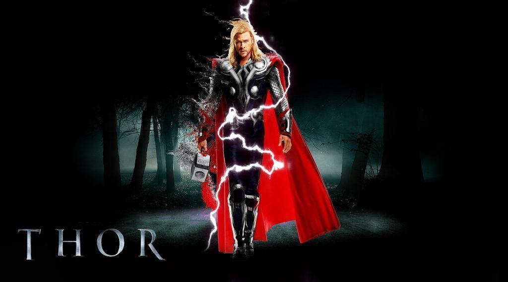 Thor wallpaper by vilukshan81 on DeviantArt