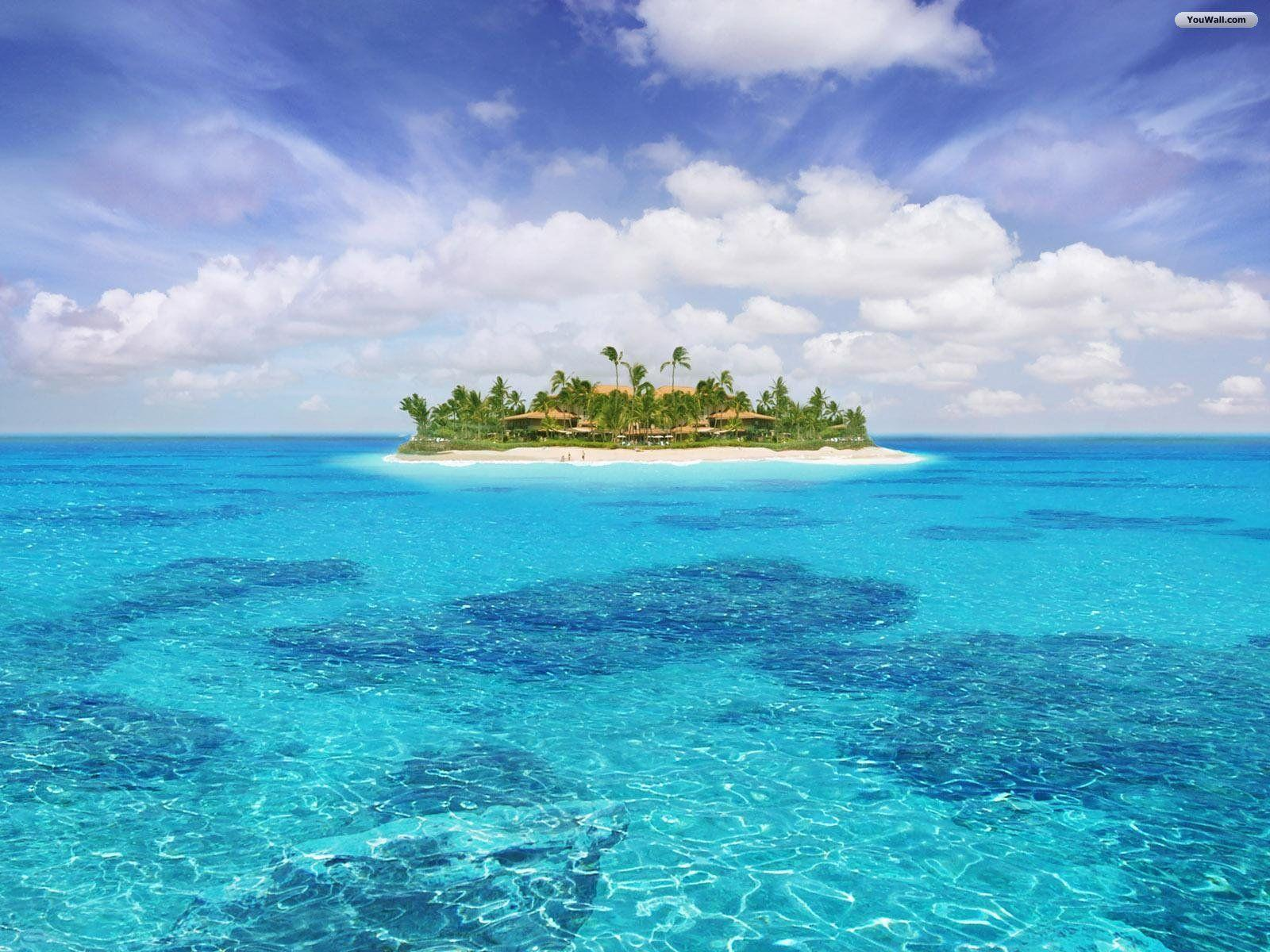Paradise Island HD Wallpapers - HD Wallpapers Inn