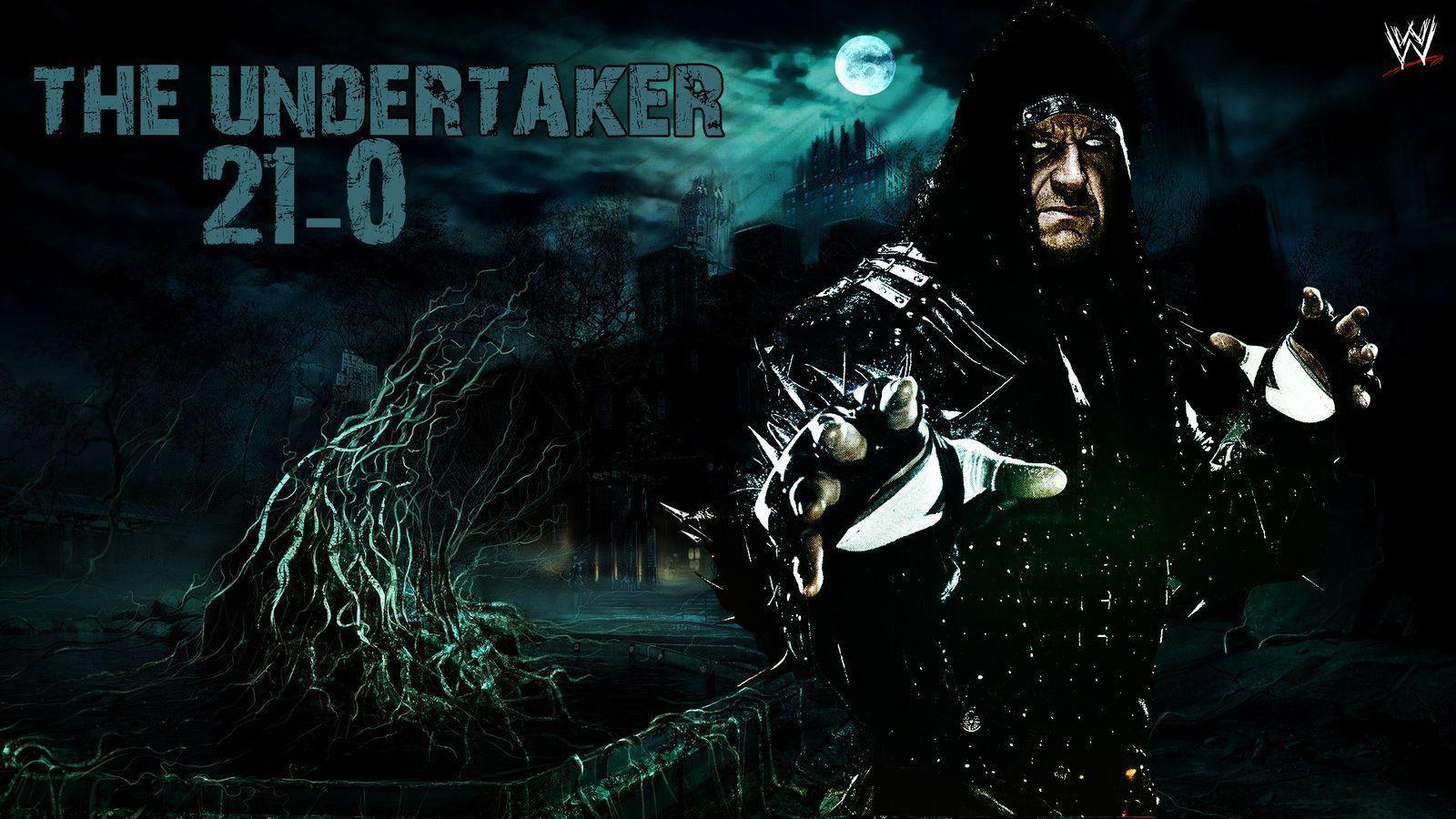 Undertaker Wallpapers ! by menasamih
