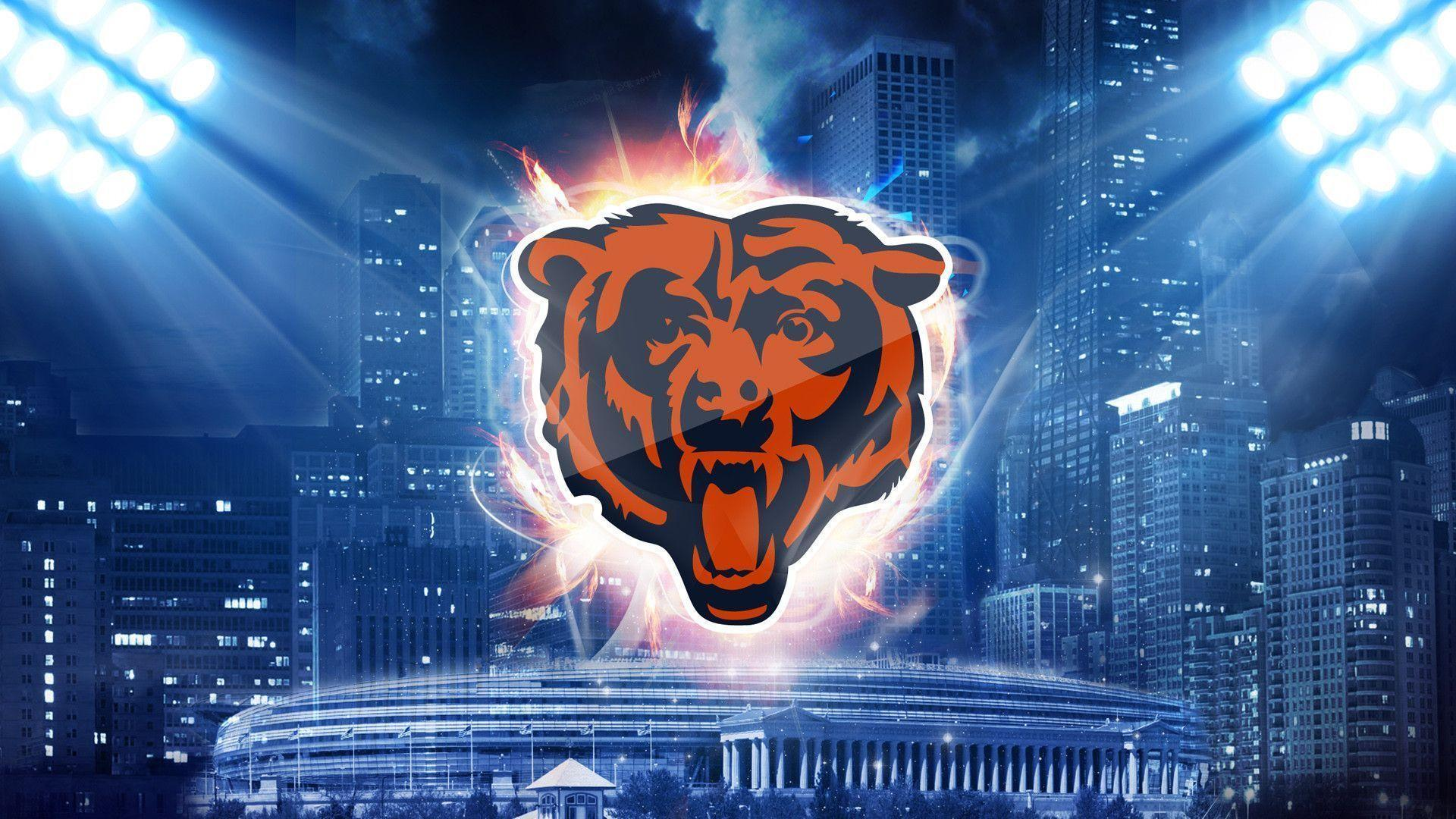 Chicago Bears Screensavers Wallpapers - Wallpaper Cave