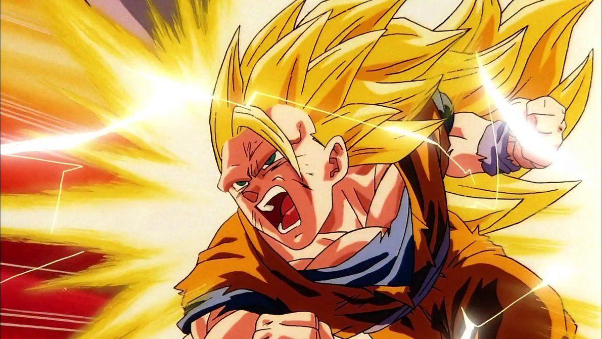 Lightning Goku Wallpaper Anime Best Vicvapor.com / Wallpaper Anime ...
