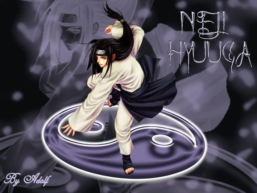 Neji Wallpaper