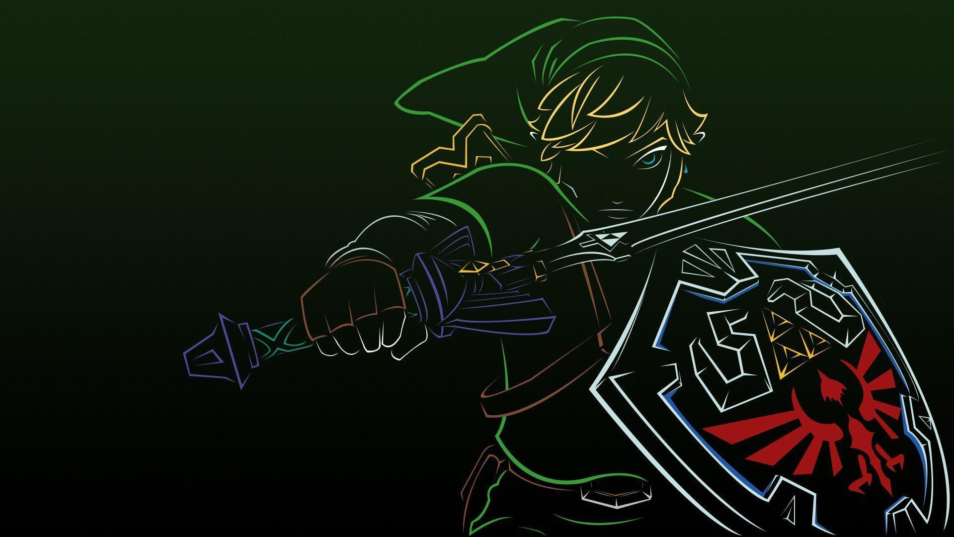 Zelda Backgrounds