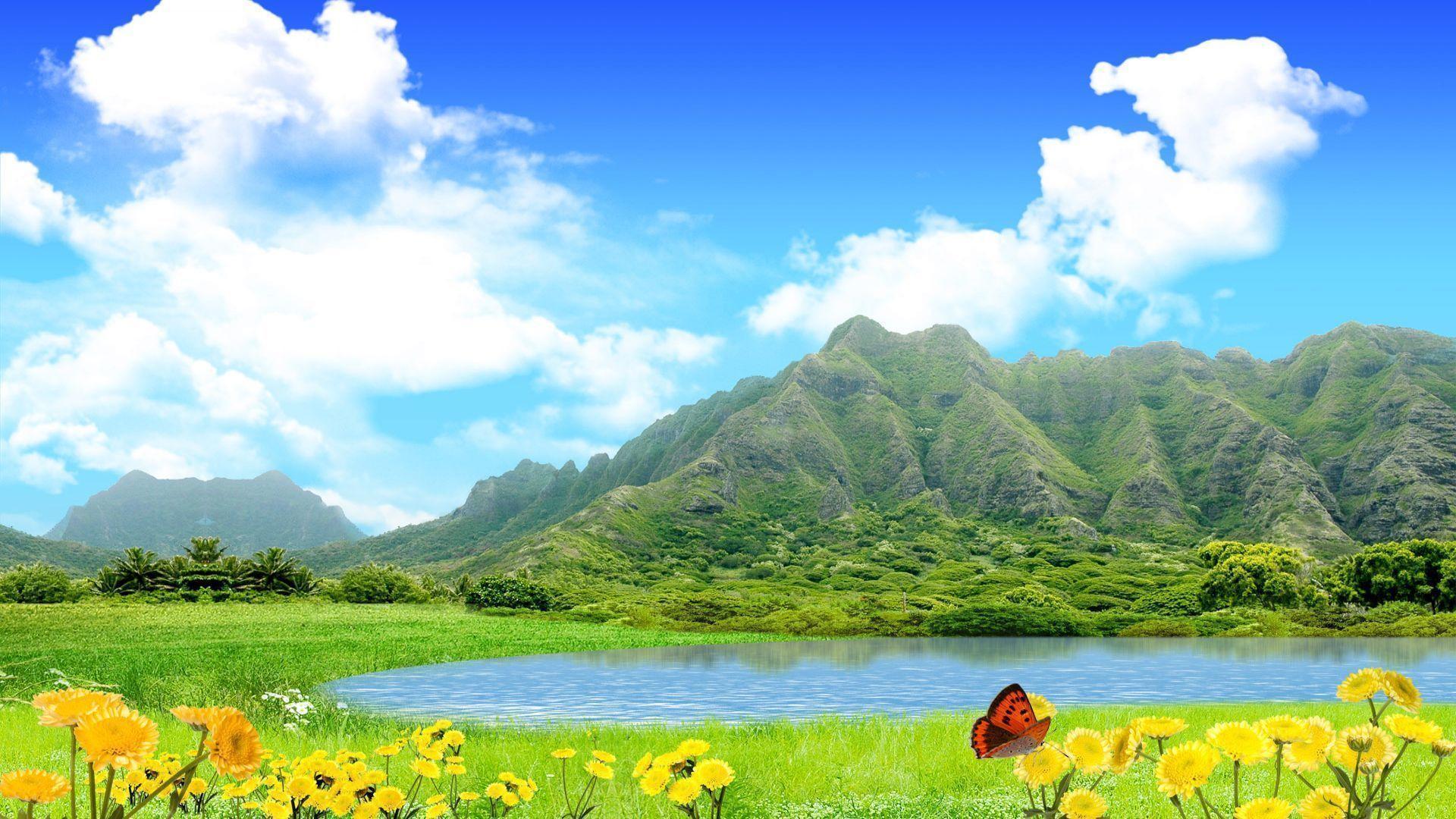 Country Summer Desktop Backgrounds